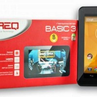 Tablet Treq Basic 3 Cortex A9 1,6Ghz/512MB/8GB/7 Inch/Jelly Bean/HDMI