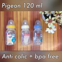 Jual Botol Susu Bayi Pigeon 120 ml BPA Free (PP) Murah Murah