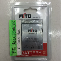 battery / baterai mito ba00064/A75 original