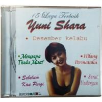 CD Original Yuni Shara - 15 Lagu Terbaik