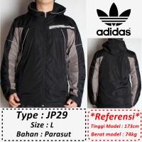 harga Jaket Motor pria Adidas Vespa Hitam / Black hoodie Waterproof murah Tokopedia.com
