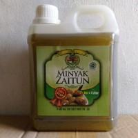 Minyak Zaitun Extra Virgin Olive Oil Al Ghuroba 1 Liter / 1000 mL