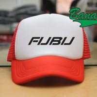 TOPI TRUCKER / JARING FUBU - BANABOO SHOPPING