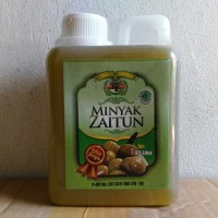 Minyak Zaitun Extra Virgin Olive Oil Al Ghuroba 500 mL / 0,5 Liter
