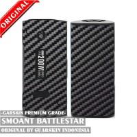 Original Garskin/Skin Mod Vape Smoant Battlestar - Carbon