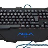 AULA SURPRISE EVIL Blue Backlit USB Gaming Keyboard (SI-883SUSB)