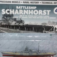 ScarnHorst German Battleship 1:1250