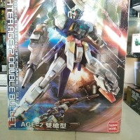 MG Gundam AGE 2 Double Bullet EFSF Daban Model 1/100 Transformable