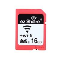 EZ Share Wifi SD Class 10 - 16Gb / Tanpa Adaptor