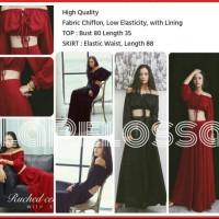 Setelan Belly Dress Import Code IW