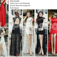 Dress Backless Import Code IW