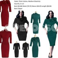 Dress Pita Formal Code IW