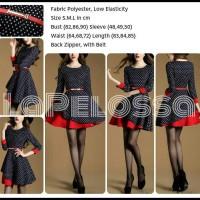 Polka Swing Dress Import Code IW