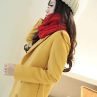 harga coat winter baju musim ding wool baby terry sweater panjang wanita Tokopedia.com