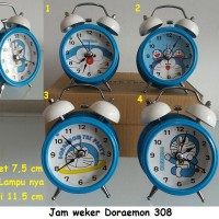 JAM WEKER DORAEMON / JAM DORAEMON / JAM MEJA / JAM WEKER DORAEMON 308