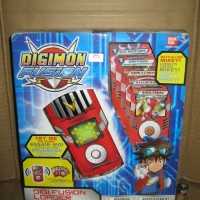 Digifusion Loader Digimon Fusion With Sound And Cards
