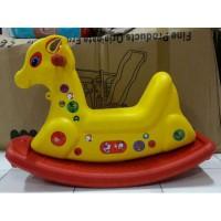 harga Rocking Horse Yellow Tokopedia.com