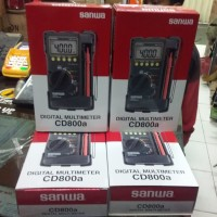 Multitester Sanwa CD800a