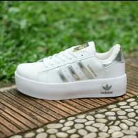 Adidas Superstar Wedges (sepatu adidas wedges sepatu wedges sepatu hak