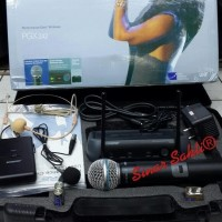 Mic SHURE PGX 242/PGX 242 Wireless Microphone