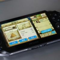 PSVita (Playstation VITA) Fat Normal No Dead Pixel Mulus Jarang Pakai
