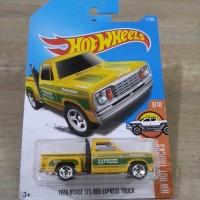 Hotwheels Dodge Express Truck