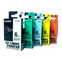 harga Pita Label Printer Casio Xr-6mm Tokopedia.com