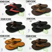 sandal kulit pria jepit geox / competitor kickers.nike.adidas.puma