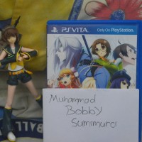 PS VITA GAME Xblaz Code Embryo