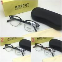 Frame kacamata baca pria cowok wanita cewek moscot yukel super premium