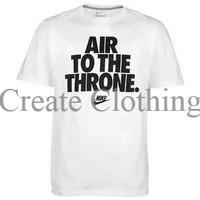 T-shirt Air To The Throne Nike