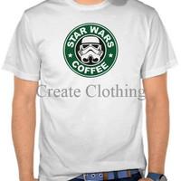T-shirt Star Wars Coffee