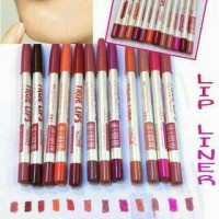 TRUE LIPS LIP LINER PENCIL M.N GENERATION II WATERPROOF