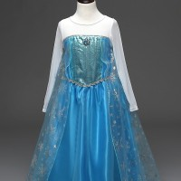 harga REAL PICTURE NO EDIT Kostum Elsa Frozen, Dress Baju Pesta Import Gaun- Tokopedia.com