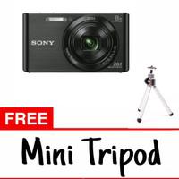 Sony W830 Free Mini Tripod