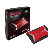 KINGSTON SSD HYPERX SAVAGE 120GB, SHSS37A / 120G Berkualitas