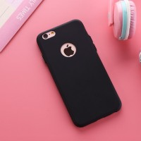 Candy Colorful Soft Matte Silicon Phone Cases for iphone 6-6s