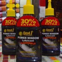 Geft1 POWER WINDOW Lubricant - Smooth Gliding - 150 ml -100% ORIGINAL