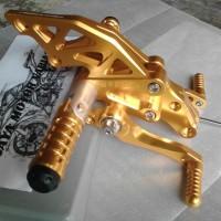 TERMURAH Footstep Underbone Nui Monster 2 New Vixion Satria Fu Cb150