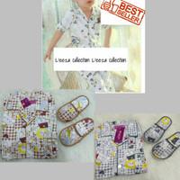 harga Piyama kaos import anak set sandal (baju tidur) Tokopedia.com