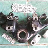 Segitiga Atas Shokbeker Depan Honda GLmax-GLpro