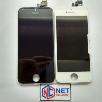 Jual LCD IPHONE5 / IPHONE 5 / 5G + TOUCHSCREEN + FRAME FULLSETT ORI Murah