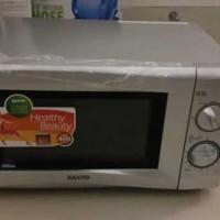 Microwave Sanyo Watt Kecil EMS1112S EMS 1112S Asli Baru