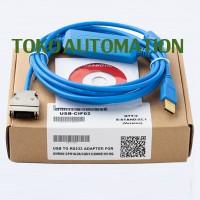 USB CIF02 CQM1-CIF02 Cable OMRON CPM1A CPM2A C200HE C200HG/HX CQM1 PLC
