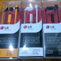 Handsfree LG LE-1700 With Mic (LE1700)