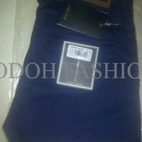 SPESIAL HARGA chino Zara man navy blue LIMITED