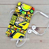 Valentino Rossi Sticker Bomb SAMSUNG S6 EDGE PLUS J5 case casing cover