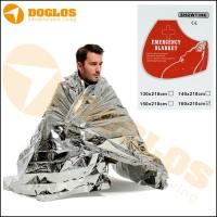 Emergency Rescue Thermal Blanket - Selimut Darurat Aluminium Foil