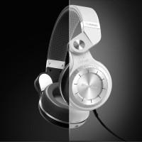harga Original Bluedio T2-WH Wired Portable Stereo HiFi Headphones Headset Tokopedia.com