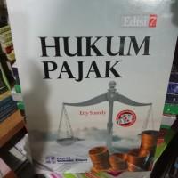 Buku Hukum Pajak Edisi 7 - Erly Suandy
